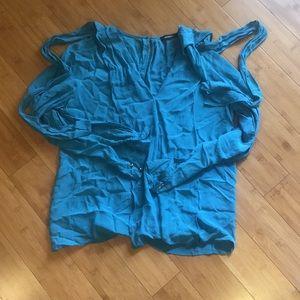 Max & Co silk shirt